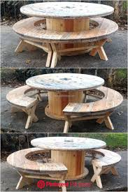 most creative simple diy wooden pallet