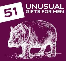 51 awesomely unusual gifts for men