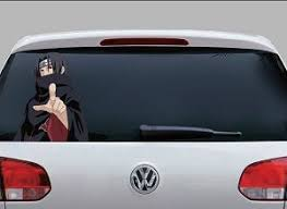 Naruto Stickers Car Sticker Emoticon Free Car Car Stickers Window Stickers
