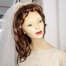 Bride mannequin - Cardiff | Byron Edwards