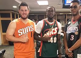 Angels' C.J. Cron Homers Twice to Win Suns Season Tickets ...
