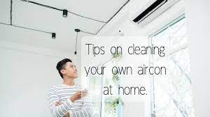 tips on aircon cleaning diy natural