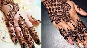 stylish mehndi mehndi design arabic back hand