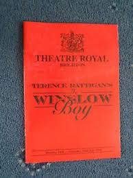 Theatre Royal Brighton 1994 The Winslow Boy Ilan Ostrove Brenda ...