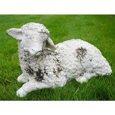 pennyhill garden sheep sculpture