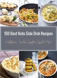 Best Keto Side Dish Recipes - Low Carb ...