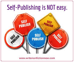 Do You Think Self-Publishing is Easy or Hard? - Write Nonfiction NOW!