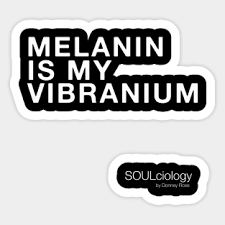 Vibranium Stickers Teepublic