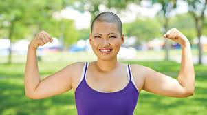 regrow healthy hair after chemo