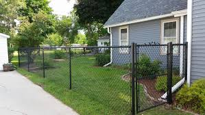 Chain Link Fence Residential Commercial Repairs