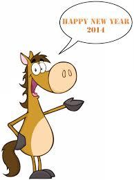 happy new year cartoon images clip art