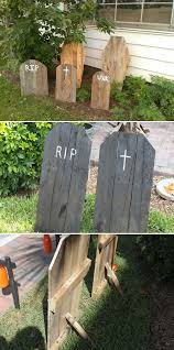 Best 17 Halloween Yard Decorations Made With Recycled Pallets Lazytries