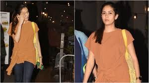 mira rajput looks flawless in a no