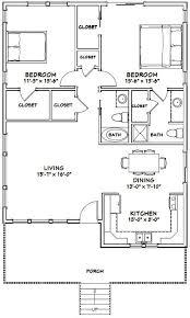 30x40 house 2 bedroom 2 bath 1136 sq ft