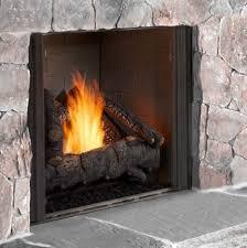 best outdoor gas fireplace