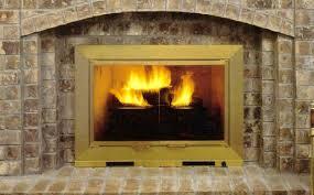 an alternative to a fireplace insert