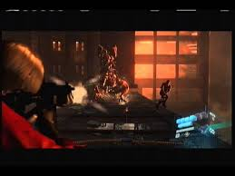RE6: Ada's Final Boss Fight vs Simmons (professional) - YouTube