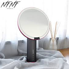 amiro smart lighted makeup mirror with