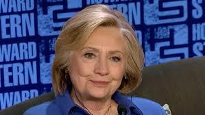 Hillary Clinton Shoots Down 'Lesbian' Rumors to Howard Stern: 'I Actually  Like Men!'