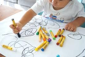 O que contam os desenhos de uma criança