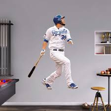 Kansas City Royals Eric Hosmer Fathead Player Wall Decal