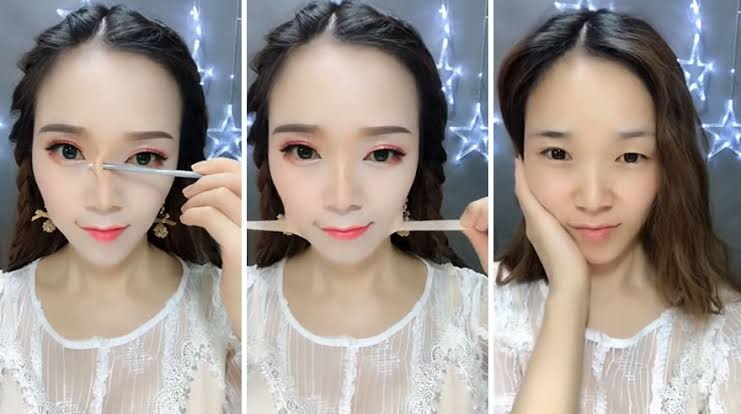 Image result for How to pull out stunning facial makeup""
