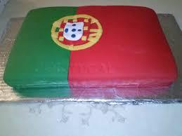 Gateau drapeau portugal / Portugal flag cake - La Galerie des créations de  gâteaux.