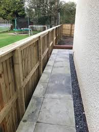 D G Heath Timber Products Ltd Feather Edged Fencing Vs Standard Fence Panels
