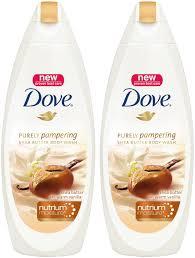 purely pering nourishing body wash