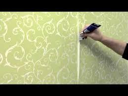 wallpaper seam repair you