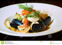 Seafood Bouillabaisse Or Soup Stock ...