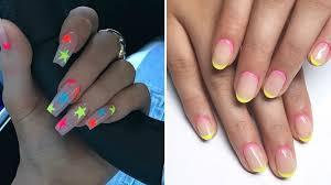 8 summer nail art ideas for 2019