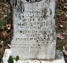 Ada Peterson Norris (1877-1895) - Find A Grave Memorial