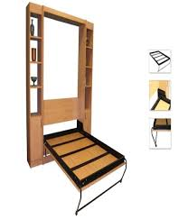 storage bed kits diy wall beds