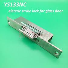 glass door ys 133nc electric door lock
