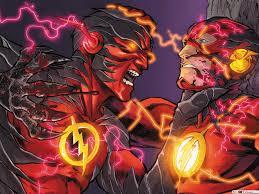 reverse flash vs the flash hd wallpaper