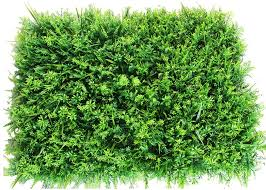 Amazon Com Rdjshop Artificial Hedge Plant Wall Panel Privacy Fence Screen Green Wall Covering Garden Home Decoration 40x60cm Color G Garden Outdoor