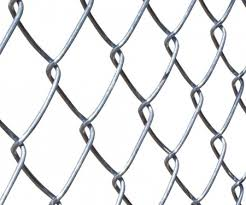Chain Link Steel Perimeter Fence Panel
