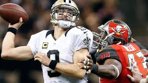 Saints QB Drew Brees may miss time with ...