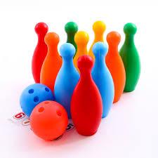 Bộ bóng Bowling Anto25 cho bé trên 3 tuổi - Kids Plaza