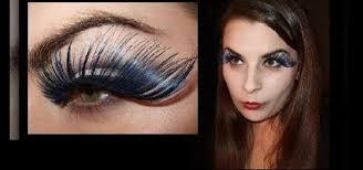 dead doll halloween makeup look