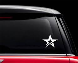 Roto Grip Star Car Decal White Bowlersdeals Com