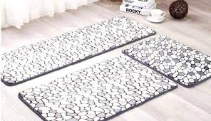 bathrooms piece bathroom rug set target