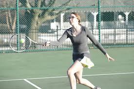 Abigail Stevens - 2017-18 - Women's Tennis - Eastern University Athletics