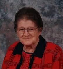 Geraldine Mann - Obituary