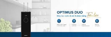 Máy lọc nước Karofi Optimus Duo O-D138 - 2 vòi 3 chế độ nước - Giá tốt nhất  tháng 10/2020