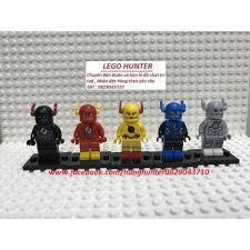 Minifigures nhân vật Flash