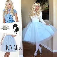 costumes diy alice in wonderland costume