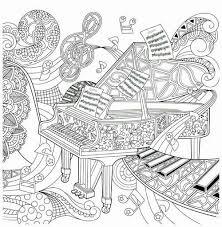 Kleurplaat Voor Volwassenen Libros Para Colorear Arte Y Musica