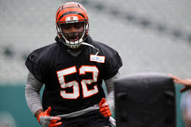 With Preston Brown, the Bengals will finally have a force in the middle -  Cincy Jungle